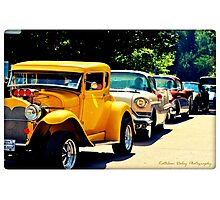 The Classic Caravan Photographic Print