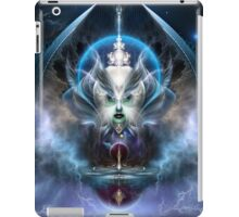 Thera Of Titan The Serenity Of Time iPad Case/Skin