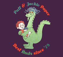 Puff and Jackie Paper Unisex T-Shirt