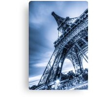 Eiffel Tower 4 Canvas Print