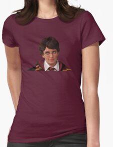 Liz Lemon/Harry Potter Womens Fitted T-Shirt