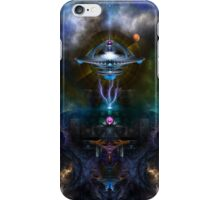 Space Station Ansarious iPhone Case/Skin