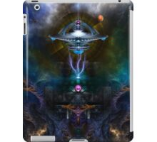 Space Station Ansarious iPad Case/Skin