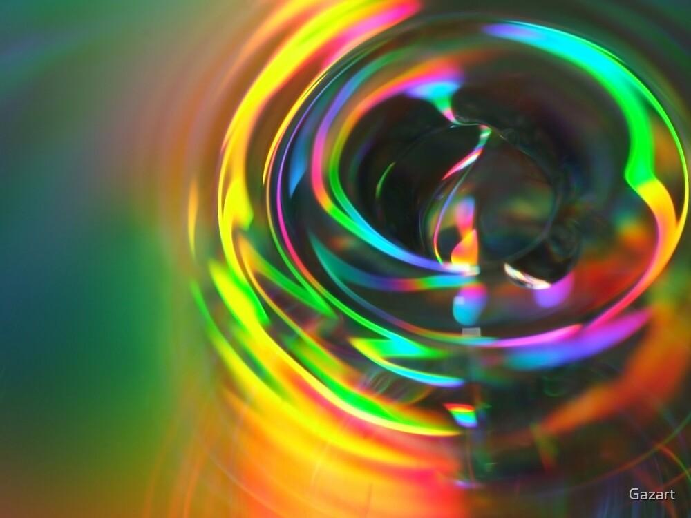 Drop of Colour by Gazart