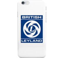 British Leyland Logo iPhone Case/Skin