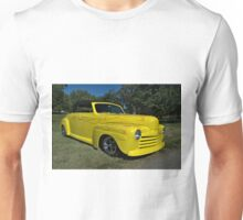1946 Ford Convertible Custom Unisex T-Shirt