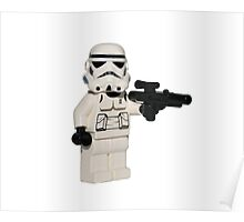 LEGO Stormtrooper Poster
