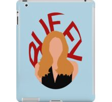 Buffy Silhouette  iPad Case/Skin