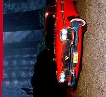 Christine - Plymouth 1958 by ALIANATOR