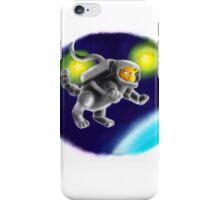 Astronaut cat iPhone Case/Skin
