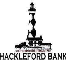 Shackleford Banks - North Carolina.  by America Roadside.