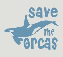 Save The Orcas by Vojin Stanic