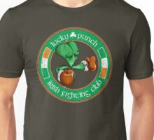 Lucky Punch Irish Fighting Club Unisex T-Shirt