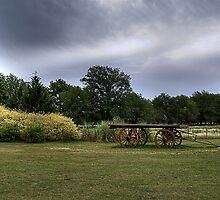Rural landscape - HDR by Gabriel Skoropada