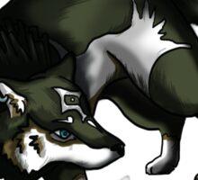 Wolf Link - Imprisoned Sticker