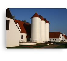 Normandy Dairy at Berry College Canvas Print