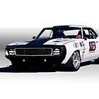 1969 Chevrolet Camaro 'Ultimate Street Car' 2a by DaveKoontz