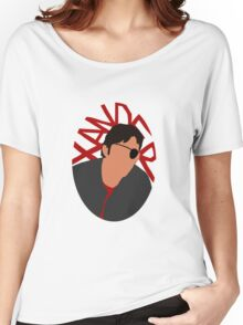 Xander Silhouette Women's Relaxed Fit T-Shirt