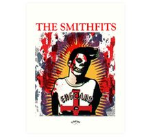 The Smithfits - Our Lady of Perpetual Horror Art Print