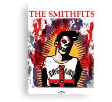 The Smithfits - Our Lady of Perpetual Horror Canvas Print