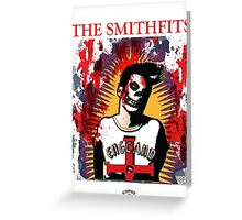 The Smithfits - Our Lady of Perpetual Horror Greeting Card