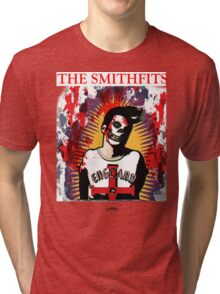 The Smithfits - Our Lady of Perpetual Horror Tri-blend T-Shirt
