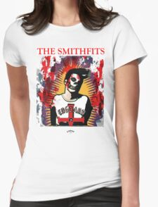 The Smithfits - Our Lady of Perpetual Horror Womens Fitted T-Shirt