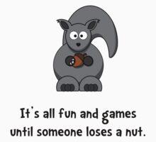 Squirrel Nut T-Shirt