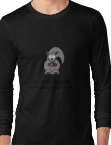 Squirrel Nut Long Sleeve T-Shirt