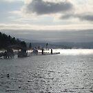 Frozen Haze by dwcdaid