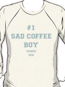 Sad Coffee Boy T-Shirt