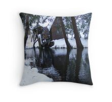 Little Bear Creek Throw Pillow