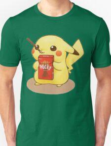 Pikachu Pocky T-Shirt