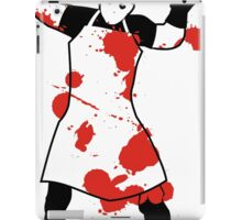 Knife Butcher iPad Case/Skin