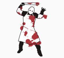 Knife Butcher by tastydaver