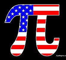 American Pi by EyeMagined