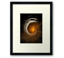 'Inspiration Shared' Framed Print
