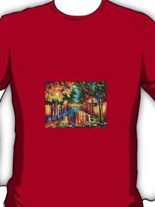 Fallen Leafs — Buy Now Link - www.etsy.com/listing/225006485 T-Shirt