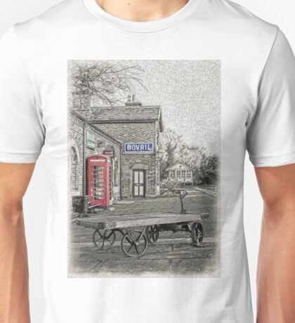 Hadlow Road Popped and Painted Unisex T-Shirt