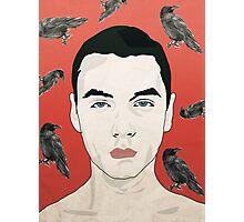 Ronan Lynch, The Raven Cycle Photographic Print