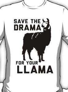Drama Lama [Black] T-Shirt
