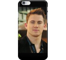 Changing Tatum iPhone Case/Skin