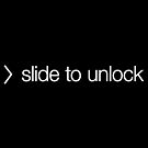 SLIDE TO UNLOCK OS8 by w1ckerman