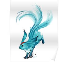 The blue carbuncle Poster