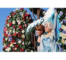 Frozen Fantasy Photographic Print