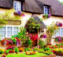Dorset Cottage - Orton by Colin  Williams Photography