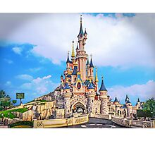 Castle of Dreams, Sleep On.... Photographic Print