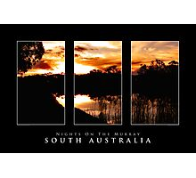 Nights on the Murray Photographic Print