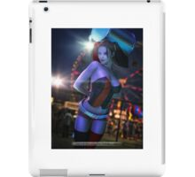 Harley Quinn52 iPad Case/Skin