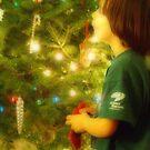 The Last Ornament....Almost Done by Rebecca Bryson